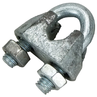 WIRE ROPE GRIPS LIFTING RIGGING